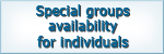 Special groups availability for individuals